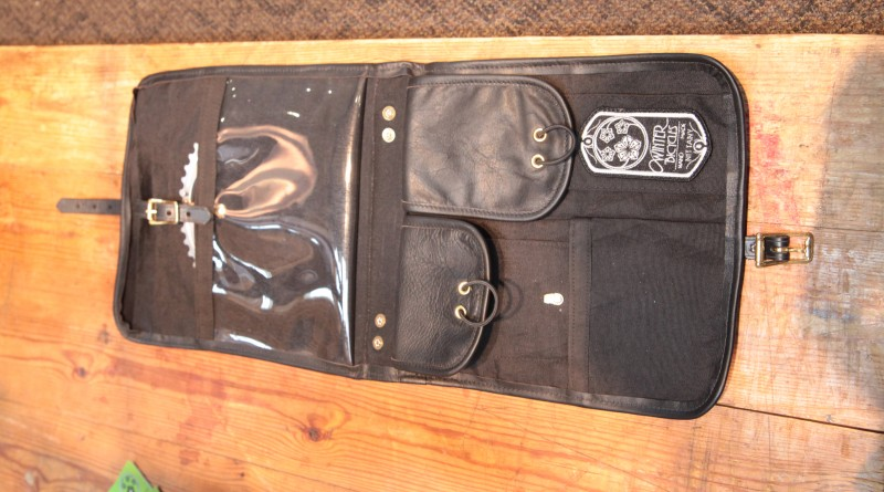 Ruth Works of San Francisco is making these custom pouches that can be added to Winter purchases.