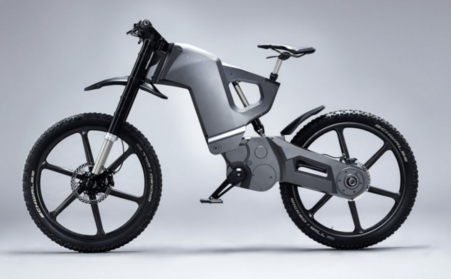 Car Maker Steps Into High Power Electric Bikes For Extreme