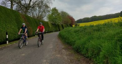 Romania drawn to cycle route strategy by quick ROI tourism