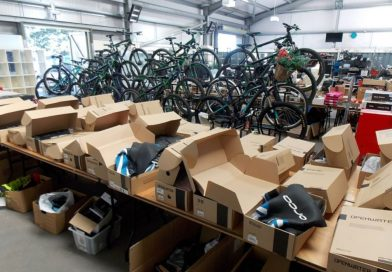 "Trade slam ""fever"" around auction of closed bike shop's stock"