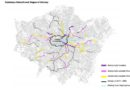 50% increase in cycle superhighway use since protection added, shows TfL data