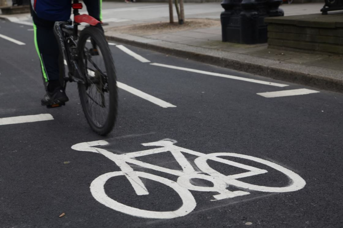 city of london cycling
