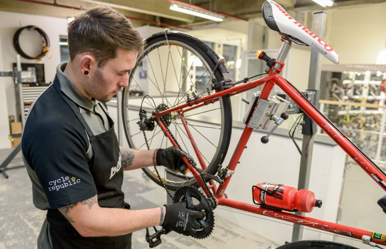 Cycle Republic now has 13 UK branches