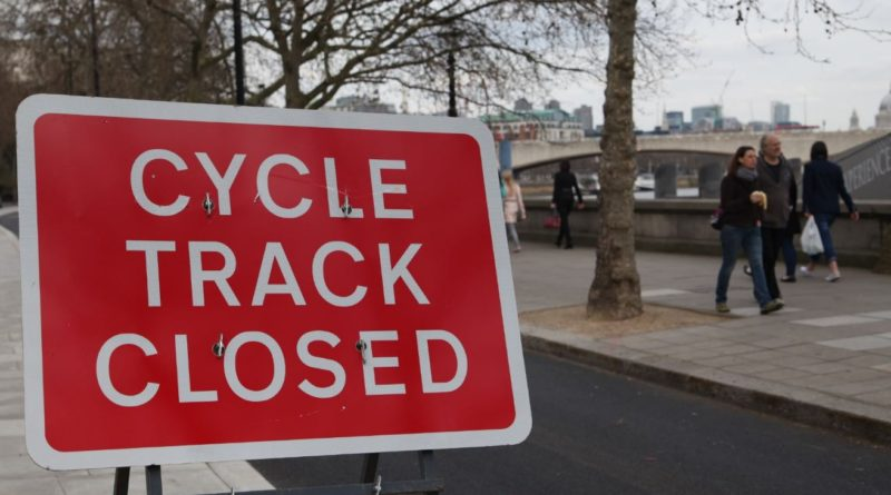 Segregated cycle lane construction likely to slow, says Transport Committee document