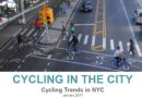 Cycling levels increase 80% in five years, says New York DoT