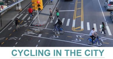 nyc cycling stats
