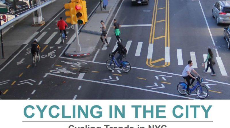 nyc cycling stats