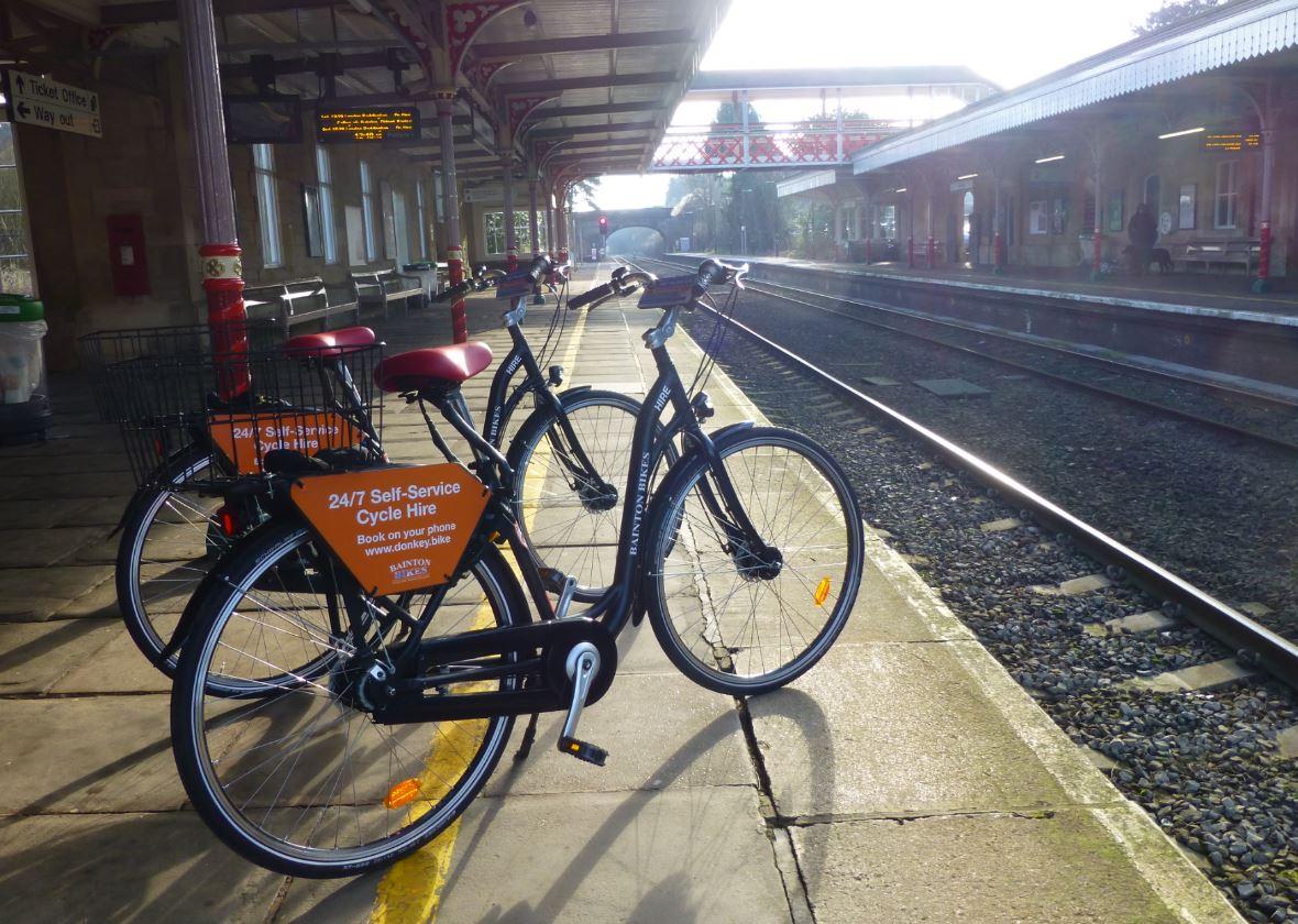 e65dbb31e5d4b Bike shop s own label last mile cycle hire expands across the Cotswolds