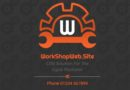 Caffeine Injection launches bespoke workshop only web platform workshopweb.site