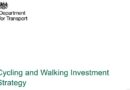 Analysis: UK Government publishes Cycling and Walking Investment Strategy