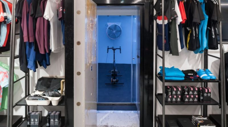 rapha wind tunnel