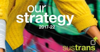 Sustrans launches fresh five year strategy