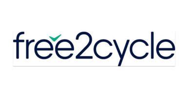 free2cycle logo