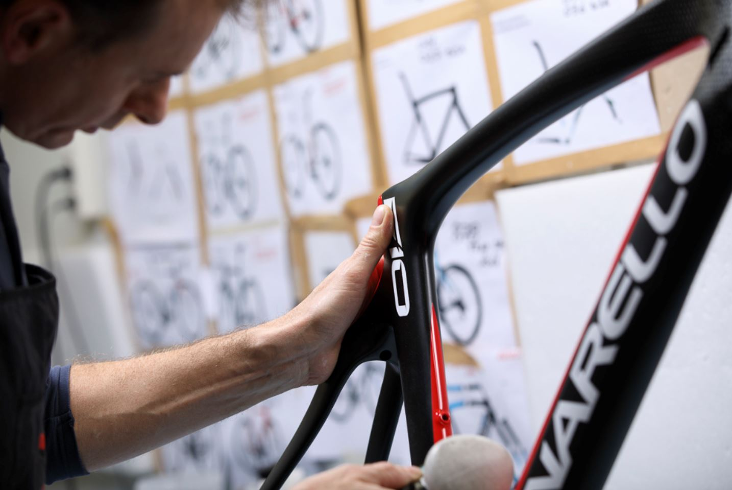 pinarello production