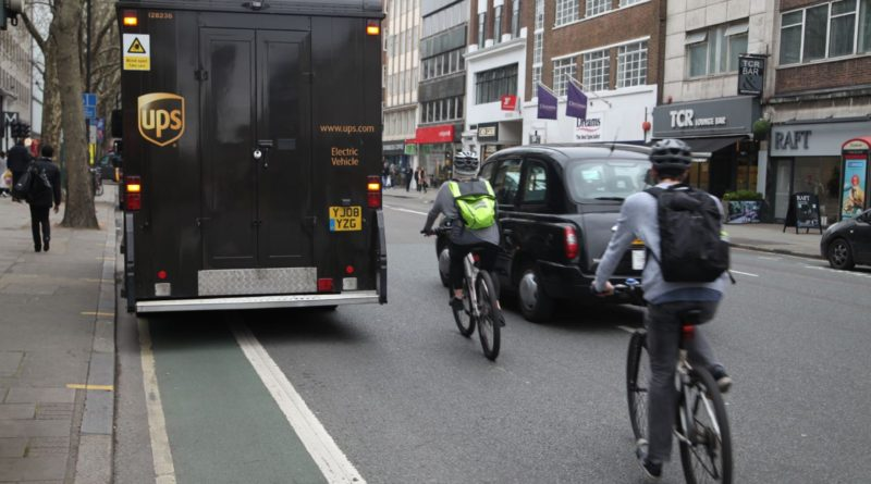 Transport Research Laboratory white paper on clean air recommends e-bikes and active travel shift