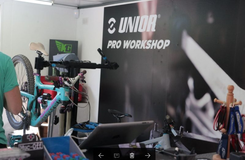 unior workshop