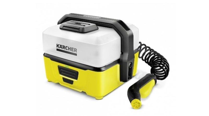 bike friendly karcher oc3 washer joins madison product portfolio. Black Bedroom Furniture Sets. Home Design Ideas