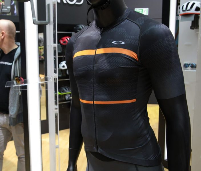 oakley cycling jersey