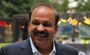 Hero Cycles' CEO Pankaj Munjal