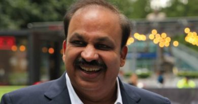 Hero Cycles' CEO Pankaj Munjal