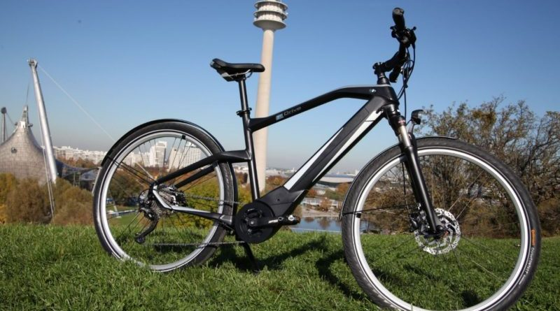 bmw targets wider mobility picture with fresh e bike launch. Black Bedroom Furniture Sets. Home Design Ideas