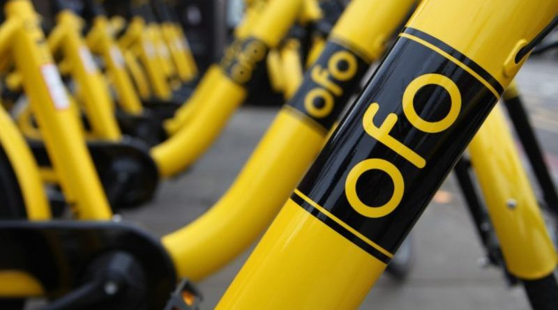 "How will Ofo help London ""challenge Amsterdam's cycling modal share"" and will bike businesses benefit?"