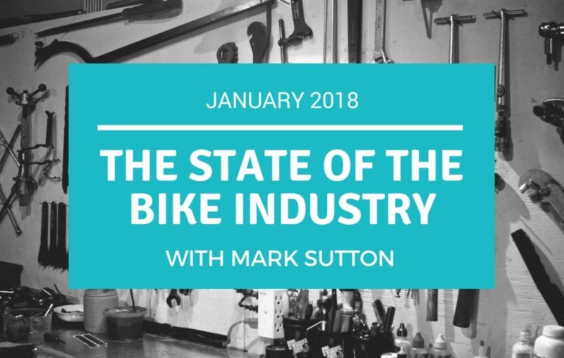 Shift Up Podcast #1: 'The State of the Bike Industry' now live