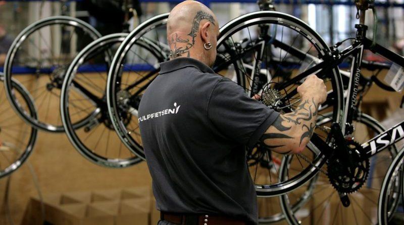 EU bicycle production