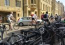 Motorists give cyclists with childseats wider berth, finds study