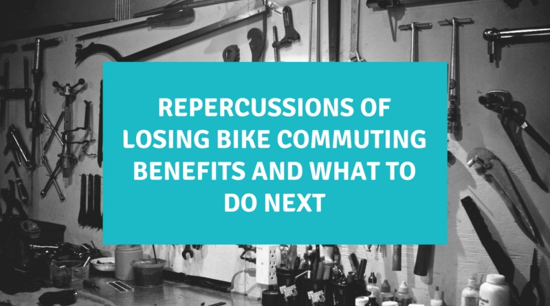 Shift Up Podcast: What happens now the U.S. has lost its bike commute benefits?