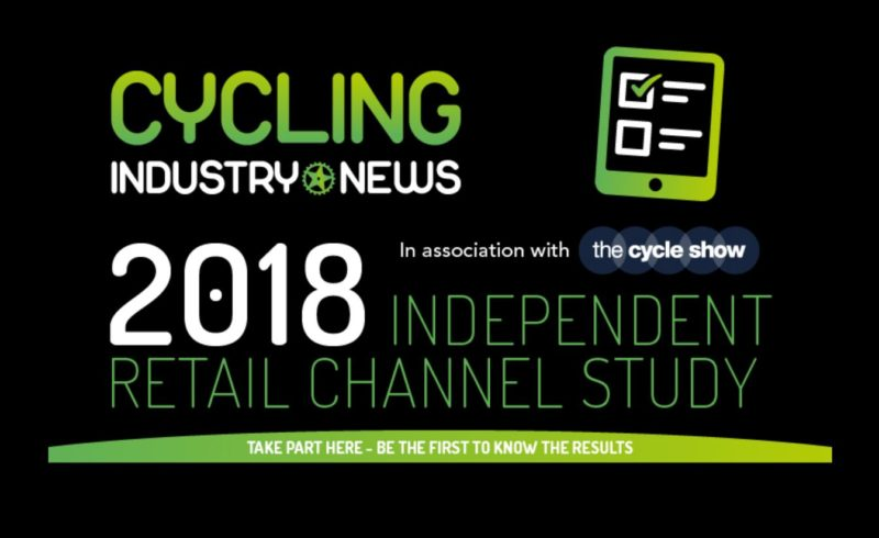 Shops given early access as CyclingIndustry.News  Independent Retail  Channel Study 2018 goes live dadee17e4