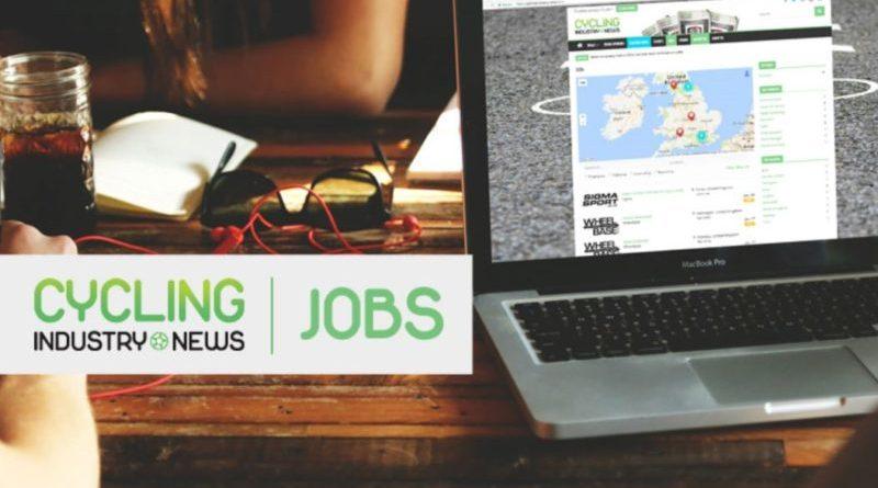 The bike industry's top job vacancies this week