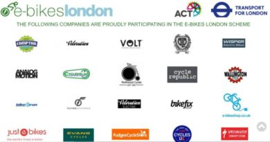 Transport for London kicks off electric bike initiative with huge trade support