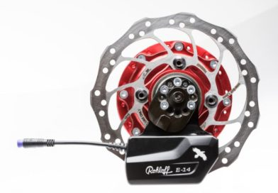 "Rohloff introduces electronic shift system with ""widest transmission ratio"" available"