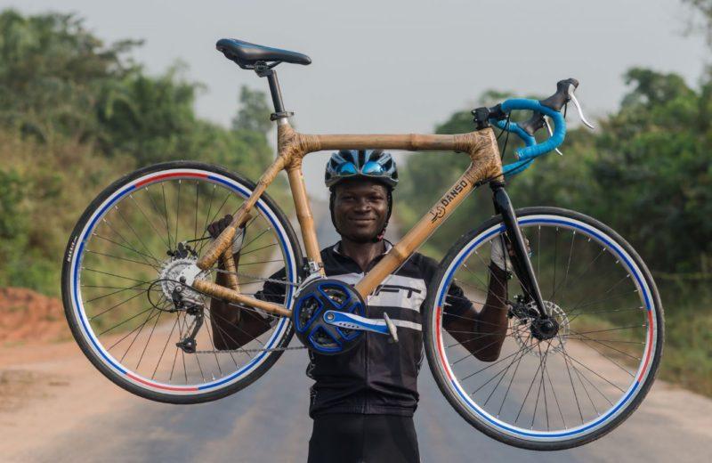 cd1f4b674eb Social enterprise Booomers seeks UK retail partners for bamboo bike line