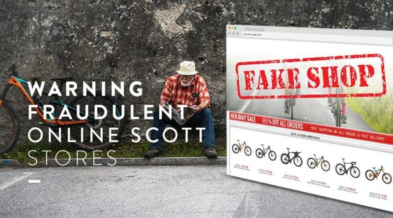 Scott takes legal action against fraudulent stores sweeping Facebook