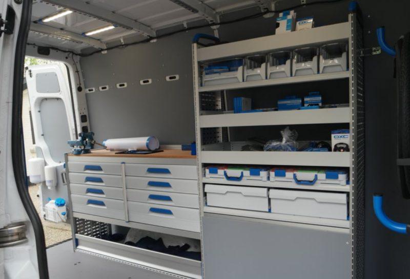 b93e2783e3a Shimano launches mobile mechanic cargo bike and van kits