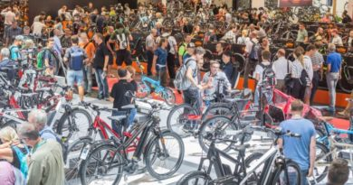 "Eurobike 2018 now ""sold out"", says organiser"