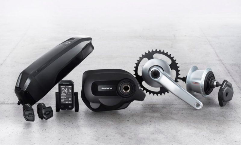 Shimano STEPS E6100 adds efficiency and battery life for the