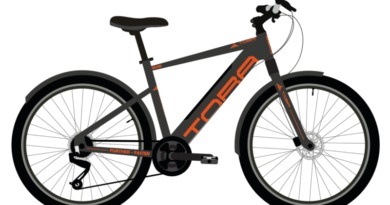 toba electric bikes