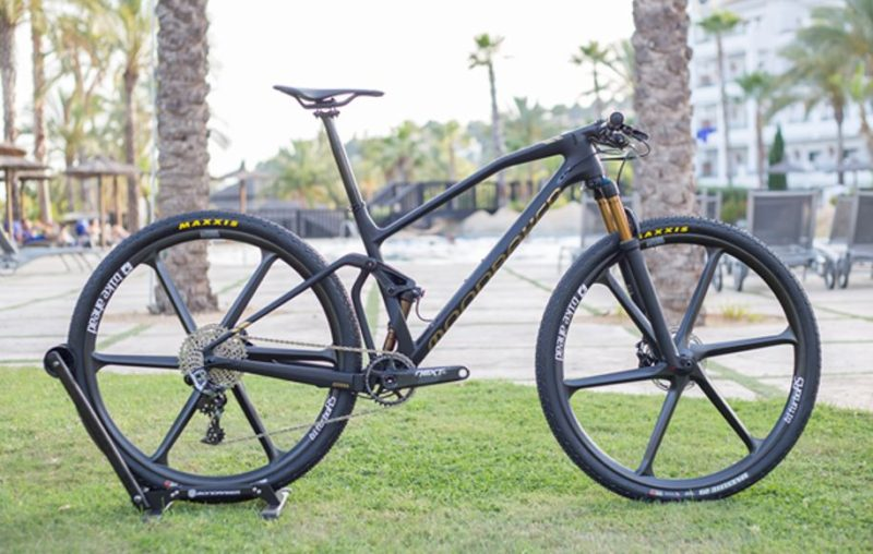 "da6d779b3a5 Mondraker bids for ""lightest full-sus"" XC bike title, e-Bikes evolve"