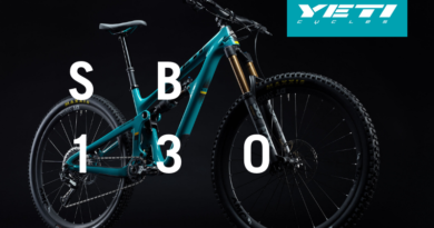 Silverfish to launch the new Yeti SB130 at The Cycle Show