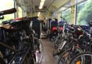 European parliament backs eight spaces for bikes on trains