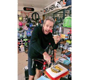bike shop day