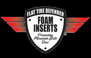 flat tyre defender