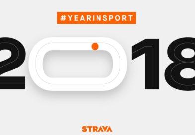 Strava's 2018 Year in Sport data reveals new insights