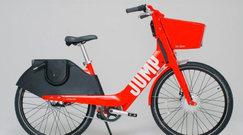 Uber's JUMP bike-share scheme planning to launch in UK and Ireland