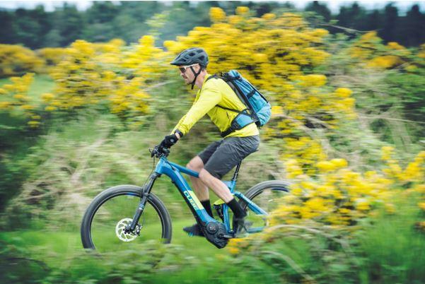 Scottish cycling show