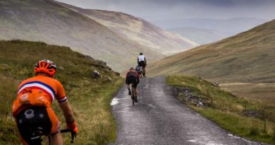 Tweedlove Events boss calls for world's first national park for cycling in Scotland