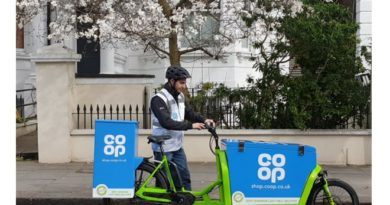 Co-op launches new online delivery service with e-cargobikes.com